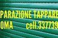 Riparazione tapparelle porta di roma cell.337739733 Dario