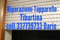 Tapparelle Tiburtina Dario cell. 337739733